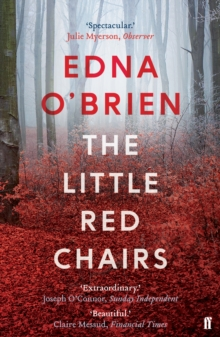 The Little Red Chairs, Paperback