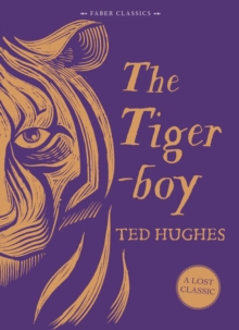 The Tigerboy, Hardback Book