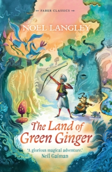 The Land of Green Ginger, Paperback