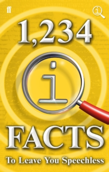1,234 Qi Facts to Leave You Speechless, Hardback