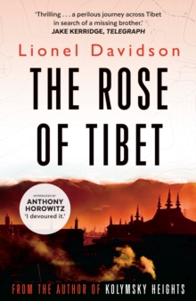 The Rose of Tibet, Paperback