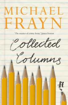 Collected Columns, Paperback