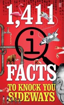 1,411 QI Facts to Knock You Sideways, Paperback