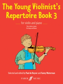 Young Violinist's Repertoire : (Violin and Piano) Bk. 3, Paperback