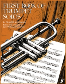 First Book of Trumpet Solos : (With Piano), Paperback Book
