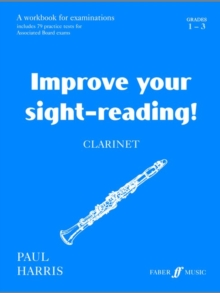 Improve Your Sight-reading! Clarinet 1-3, Paperback
