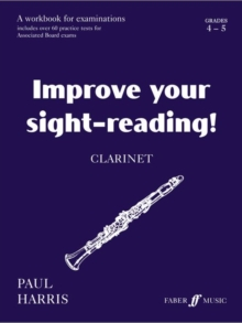Clarinet : Grades 4 and 5, Paperback Book