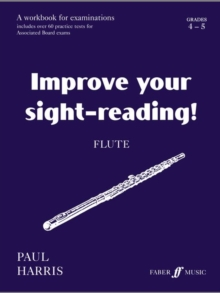 Flute : Grades 4 and 5, Paperback