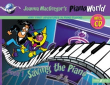PianoWorld : Saving the Piano, Mixed media product