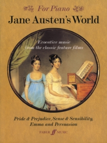 Jane Austen's World : (Piano), Paperback
