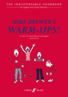 Mike Brewer's Warm Ups, Paperback Book