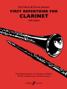 First Repertoire : (clarinet and Piano), Paperback