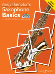 Saxophone Basics : A Method for Individual and Group Learning, Mixed media product Book
