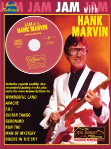 Jam with Hank Marvin : (Guitar Tab), Paperback