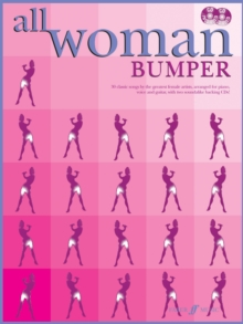 All Woman Bumper Collection : 30 Classic Songs by the Greatest Female Artists, Paperback Book