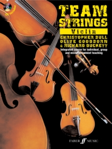 Team Strings - Violin, Mixed media product
