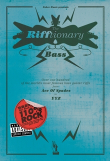 The Bass Rifftionary, Paperback