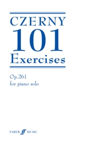 101 Exercises : (Piano), Paperback