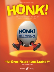 Honk! : Vocal Selectiions (Piano/Vocal/Guiatar), Paperback
