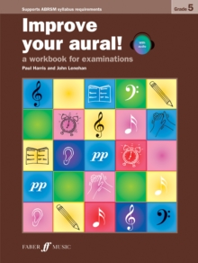 Improve Your Aural! Grades 5 : (Piano Solo), Mixed media product