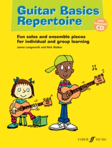 Guitar Basics Repertoire : Guitar Tab, Mixed media product