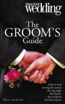 Groom's Guide Your and Your Wedding, Paperback