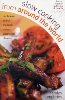 Slow Cooking from Around the World, Paperback