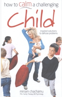 How to Calm a Challenging Child : Inspired Solutions to Defuse Your Problems, Paperback