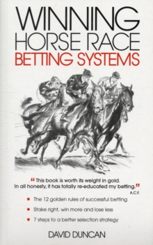 Winning Horse Race Betting Systems, Paperback