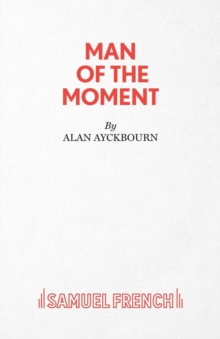 Man of the Moment, Paperback Book
