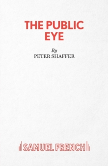 The Public Eye : Play, Paperback Book