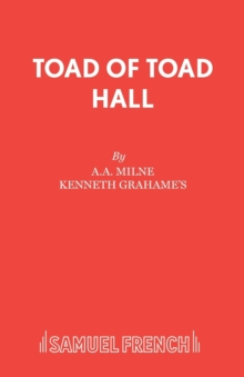 Toad of Toad Hall : Libretto, Paperback