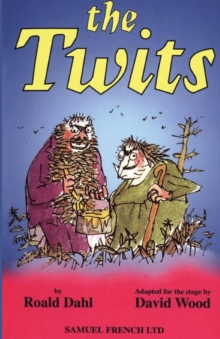 The Twits : Play, Paperback Book