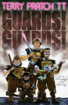 Guards! Guards! : A Discworld Graphic Novel, Paperback