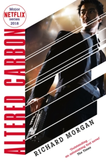 Altered Carbon, Paperback