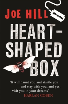 Heart-shaped Box, Paperback