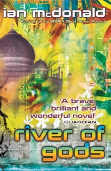 River of Gods, Paperback Book