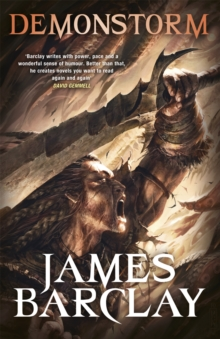 Demonstorm : Legends of the Raven, Paperback