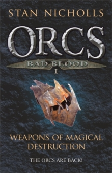 Orcs Bad Blood : Weapons of Magical Destruction v. 1, Paperback