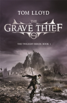 The Grave Thief, Paperback Book