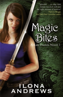 Magic Bites, Paperback Book