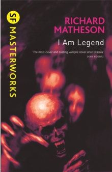 I am Legend, Paperback Book