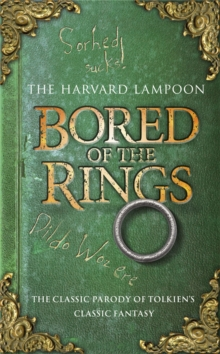 Bored of the Rings, Hardback