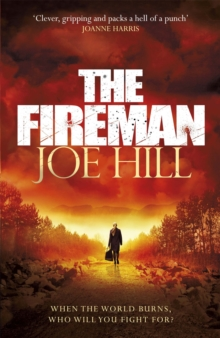 The Fireman, Paperback Book