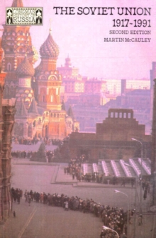 The Soviet Union 1917-1991, Paperback Book