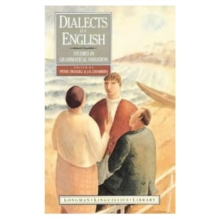 Dialects of English : Studies in Grammatical Variation, Paperback