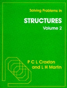 Solving Problems in Structures : v. 2, Paperback
