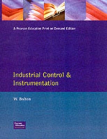 Industrial Control and Instrumentation, Paperback Book