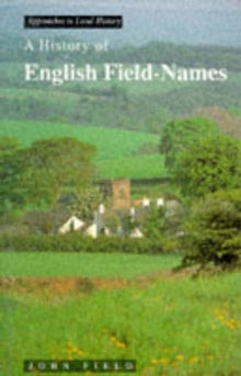 A History of English Field-names, Paperback
