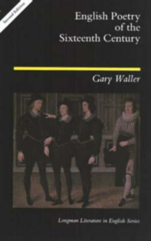 English Poetry of the Sixteenth Century, Paperback